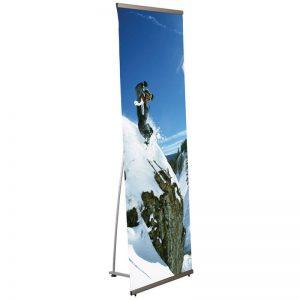 Stand δαπέδου για banner | Stand δαπέδου για banner Roll Up