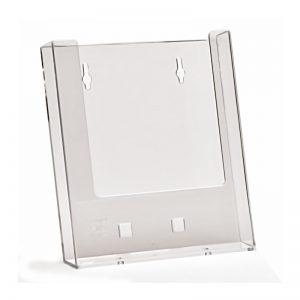 Επιτραπέζιο-Επιτοίχιo stand για έντυπα Α5