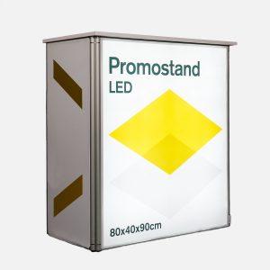 Φωτεινό Promostand (σταντ)για προβολή προϊόντων και υπηρεσιών