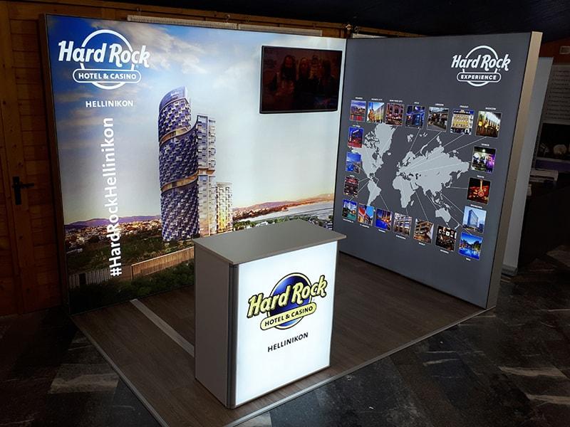 Booth Multiplo Hard Rock