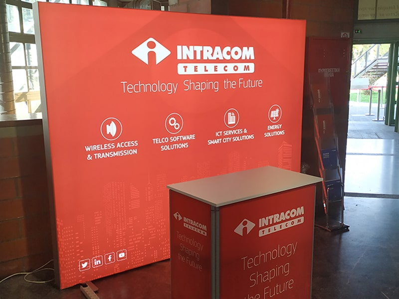 Booth Multiplo Intracom
