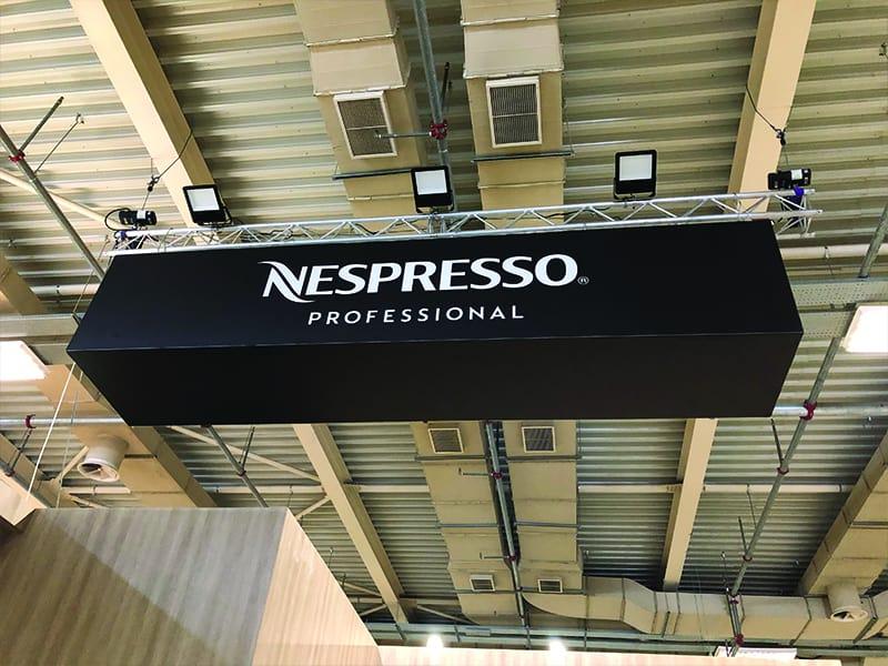 Εκθεσιακό Καπέλο Multiplo, Nespresso