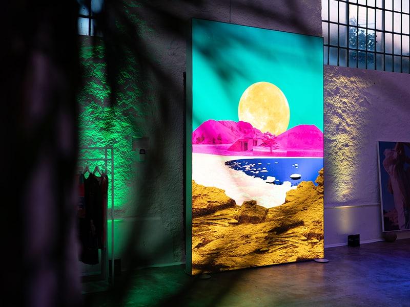 LED Backdrop Multiplo, H&M