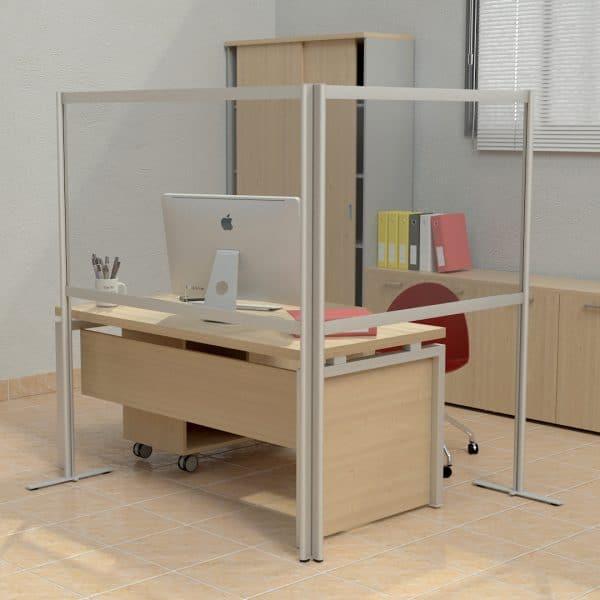 Προστατευτικά Plexiglass γραφείου