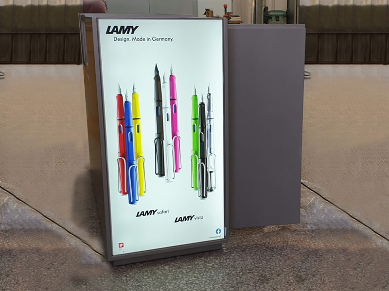 Lamy lightbox multiplo
